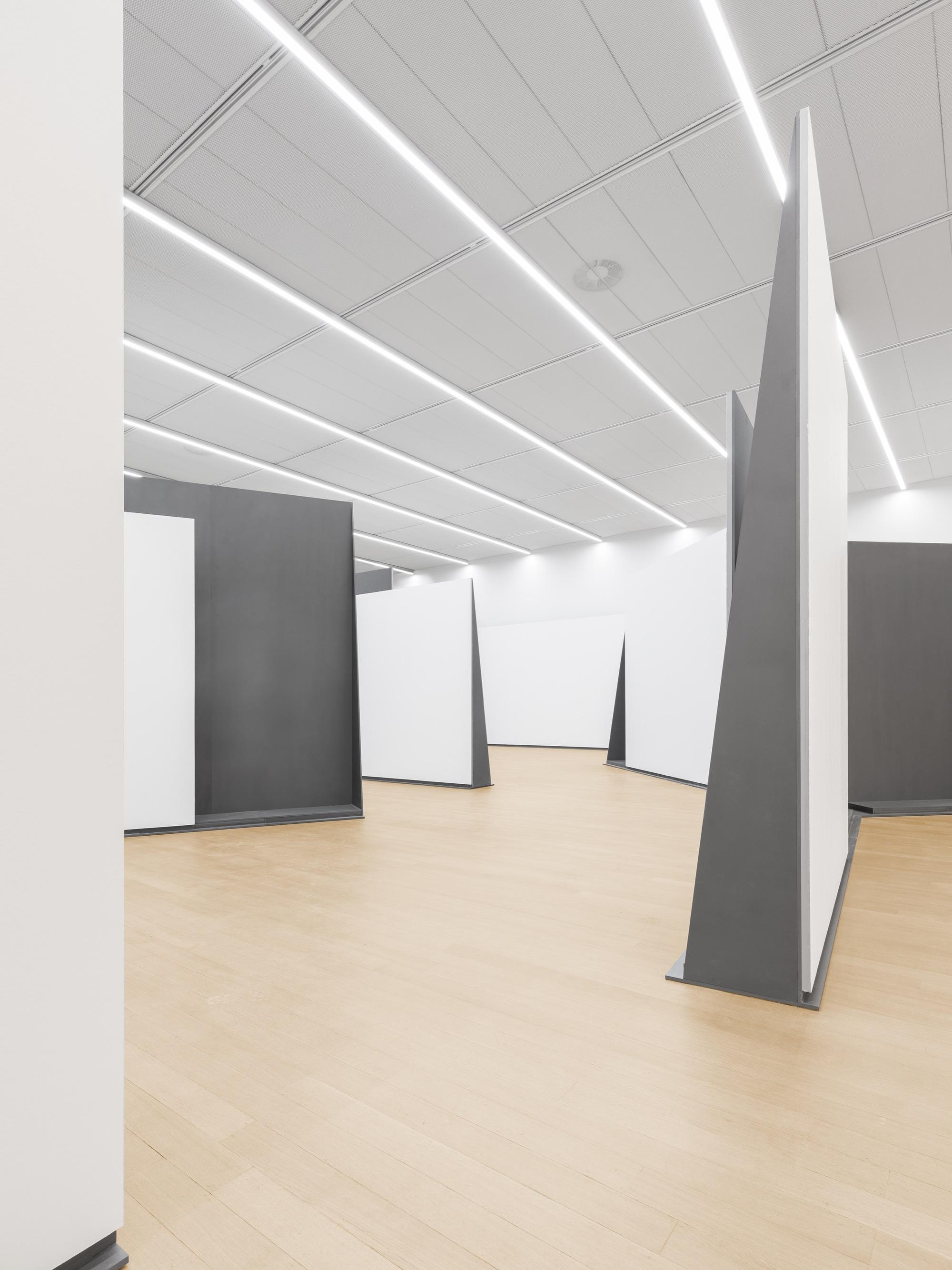 Oma Amo Completes Flexible Permanent Exhibition Space