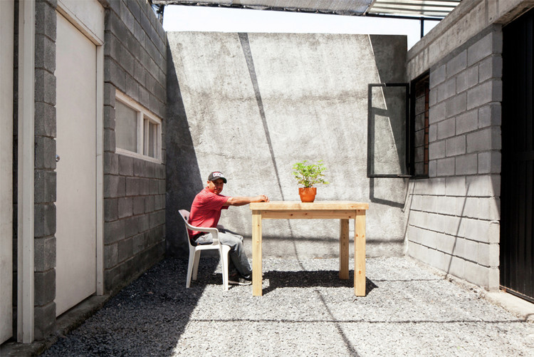 The Architecture Gallery en Madrid apoyará nuevamente al proyecto mexicano Comunidad Vivex , Casa Cubierta de Comunidad Vivex © Ana Cecilia Garza Villarreal