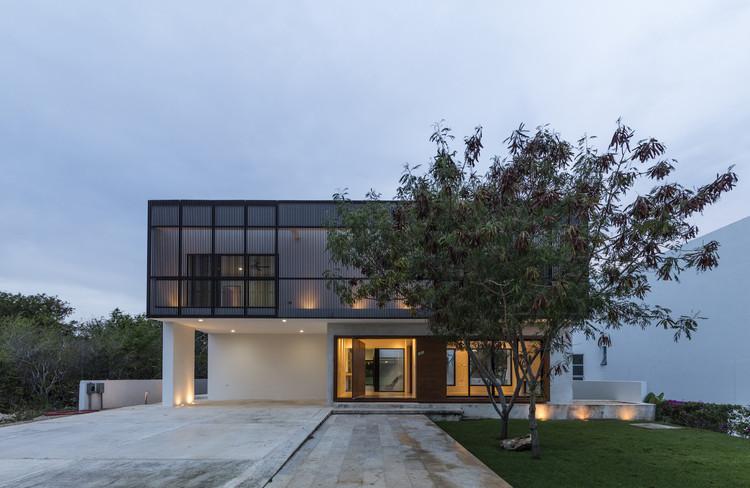 CASA KANHA 161 / Boyancé Arquitectura + Edificación, © David Cervera Castro