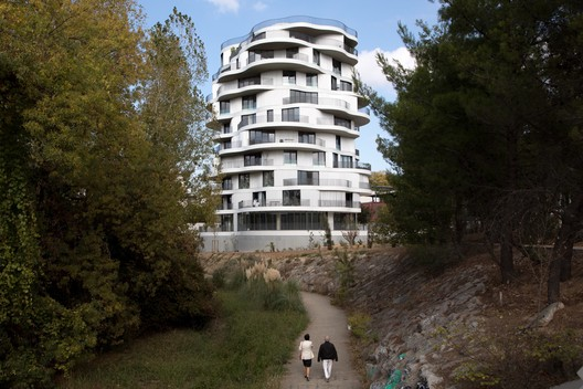 Courtesy of Farshid Moussavi Architecture