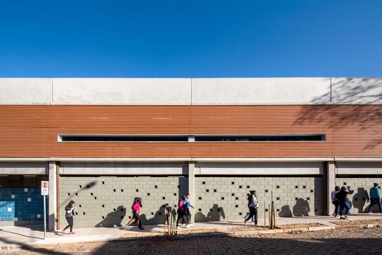 School in Joanópolis / H+F Arquitetos, © Pedro Napolitano Prata