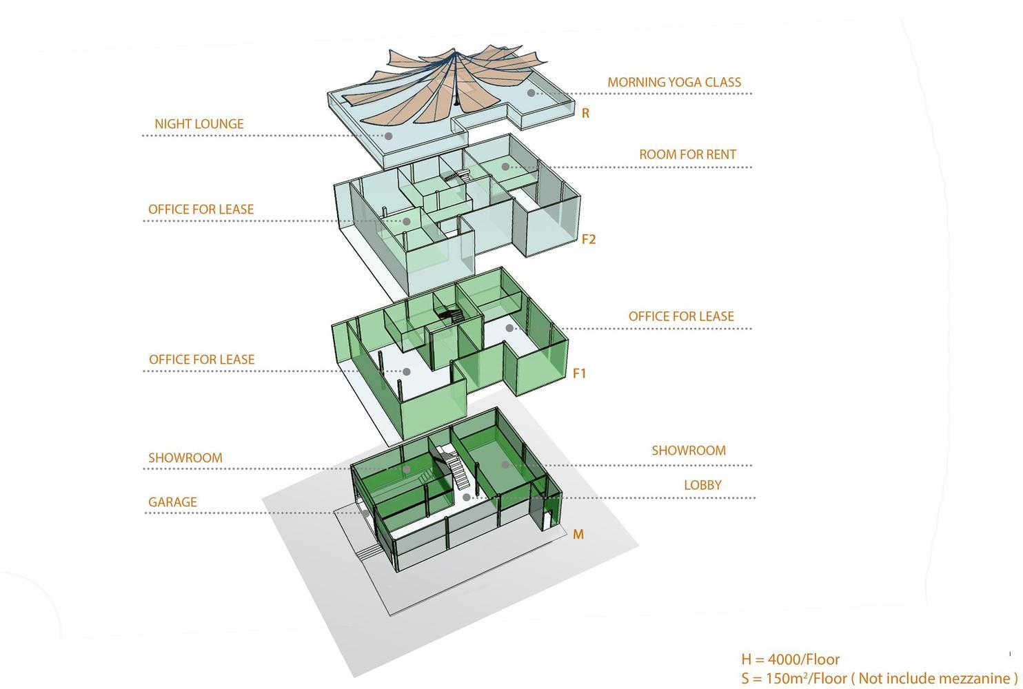 Gallery Of Serene House Hcmc Module K 22