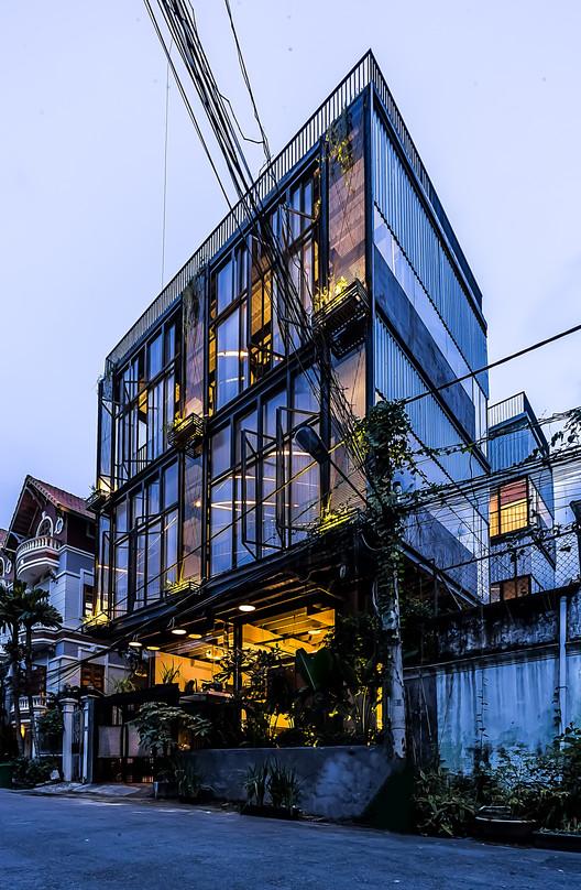 Edifício Casa Serene HCMC / Module K, © Dang Huy Hoang