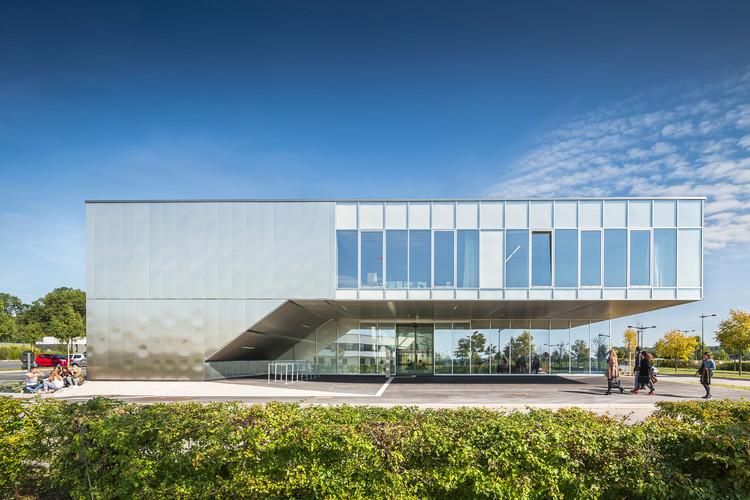 IFSI / philippe gibert architecte, © Sergio Grazia