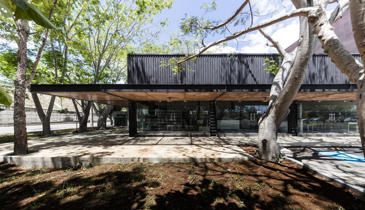 TERRANORTE Plaza / Boyance Arquitectos, © David Cervera Castro