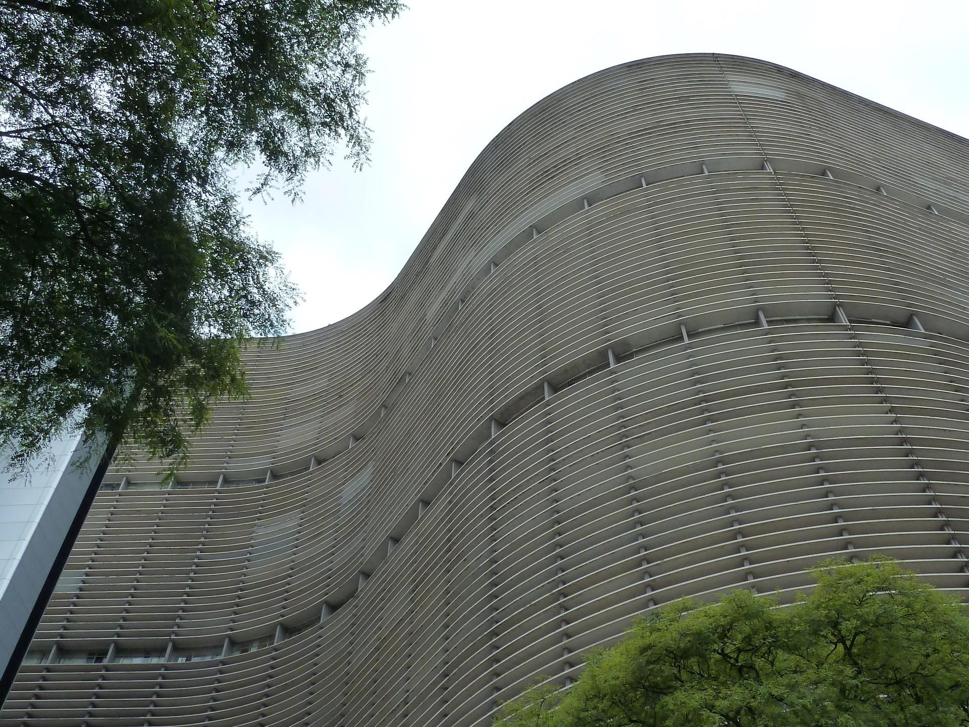 O legado de Niemeyer 5 anos após sua morte