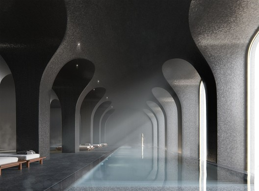 Pool. Image Courtesy of Lightstone