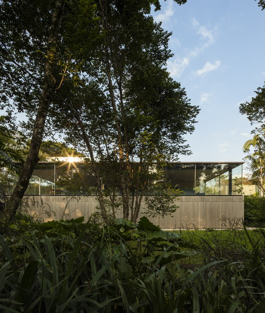 Casa FIO / Studio MK27 - Marcio Kogan + Lair Reis, © Fernando Guerra | FG+SG