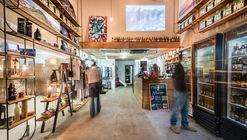 Vintset Experimental Store / ANGATU