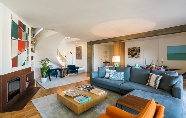 Apartamento Foz II / Maria José Pinto Leite, © Antonio Chaves