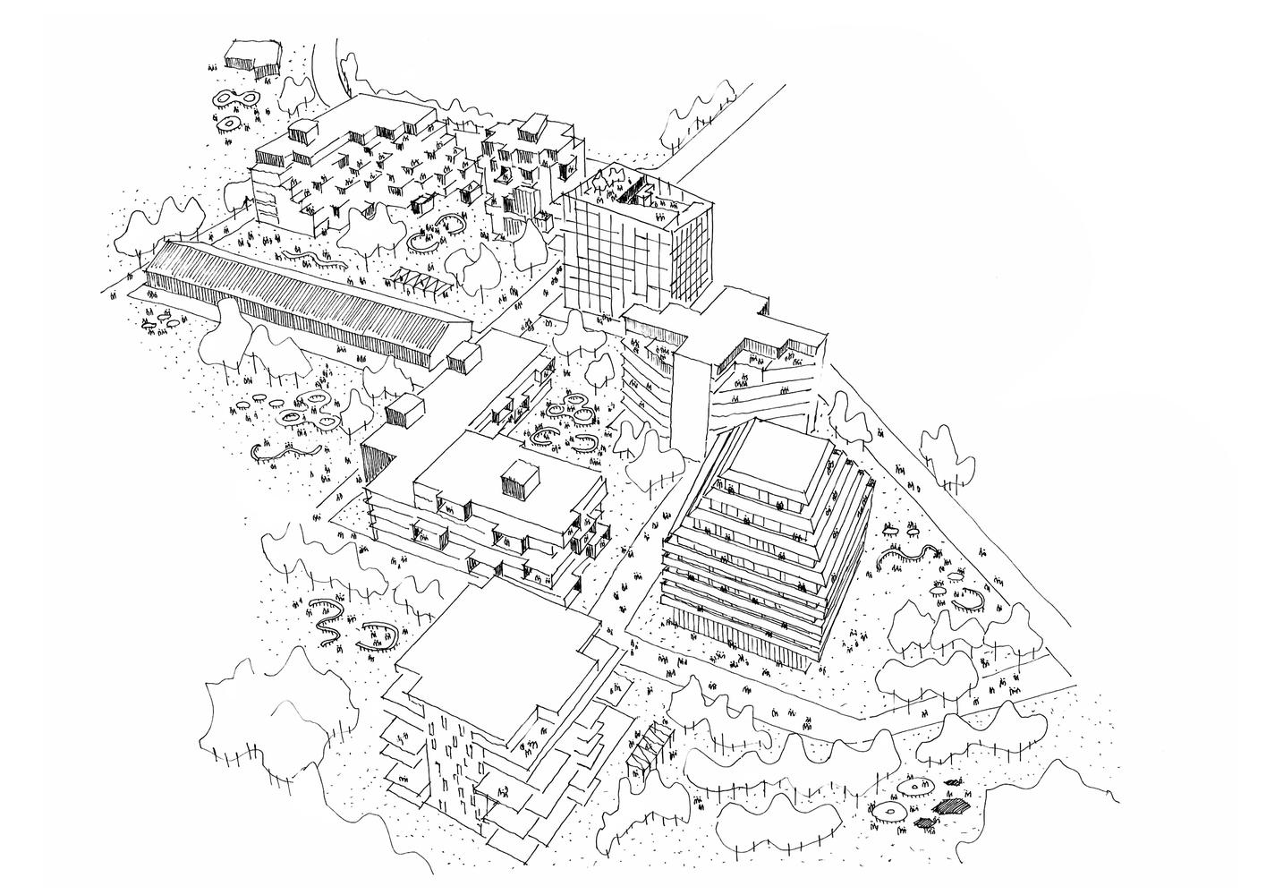 Gallery of Reiulf Ramstad Arkitekter Unveils Copper Clad Residential ...