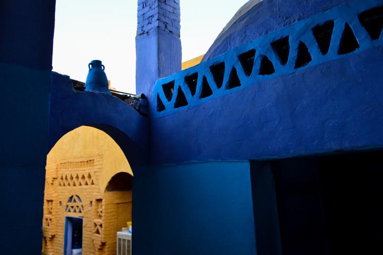 Cosiendo Egipto con el Nilo, © Enrique Villacís