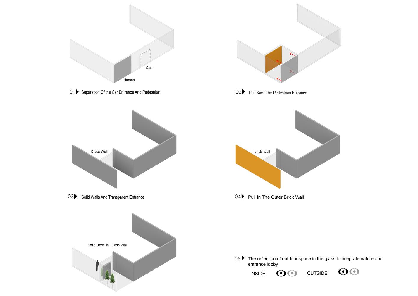 Gallery of safari residential apartment ashari architects 17 safari residential apartmentreflection diagram pooptronica