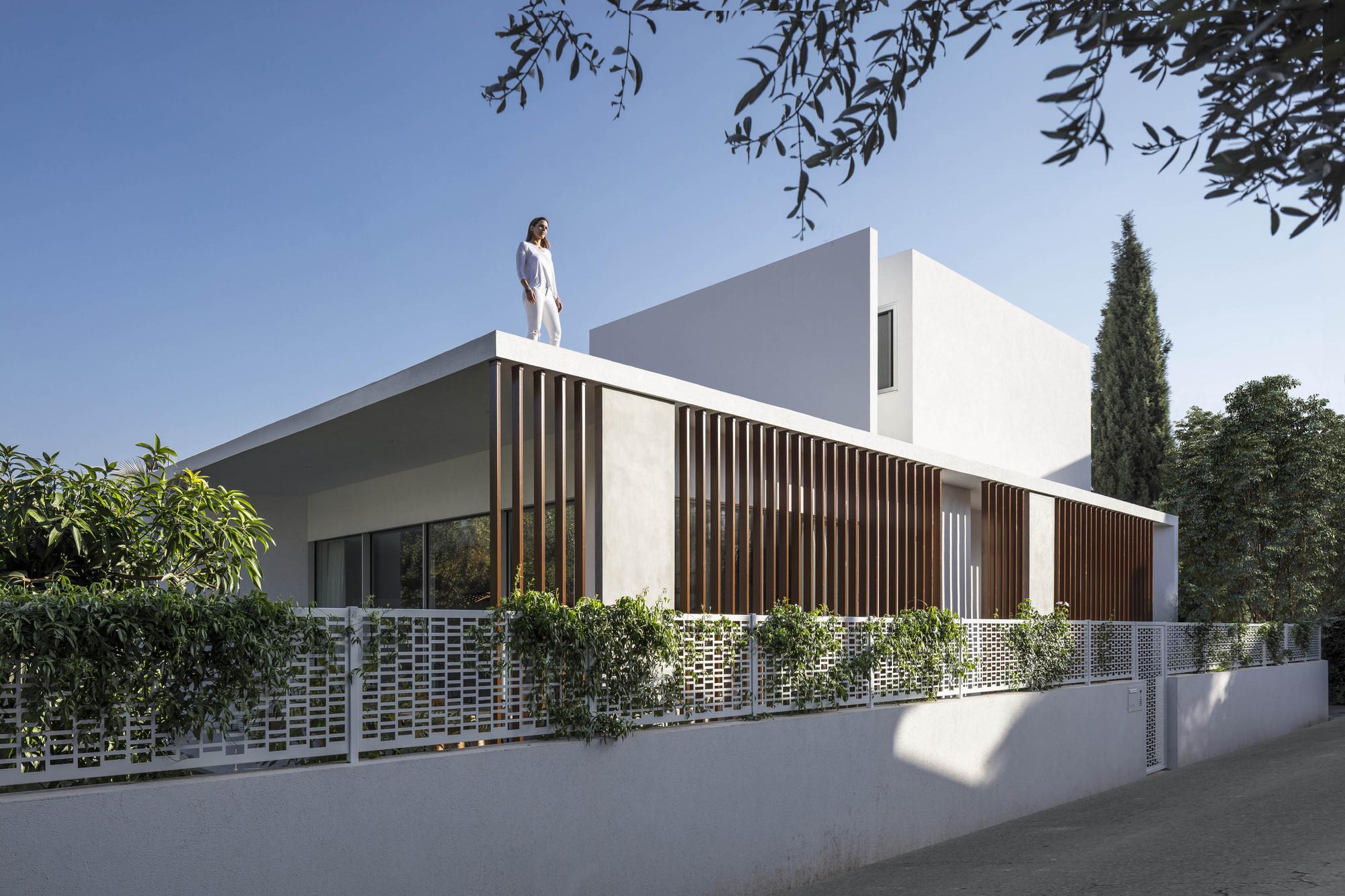 Design: Modern House N in Israel 48