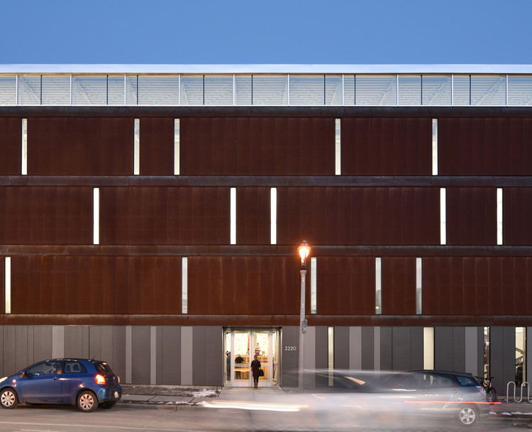 Belay MKE / Johnsen Schmaling Architects, © John J. Macaulay