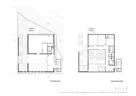 First and Second Level Plans