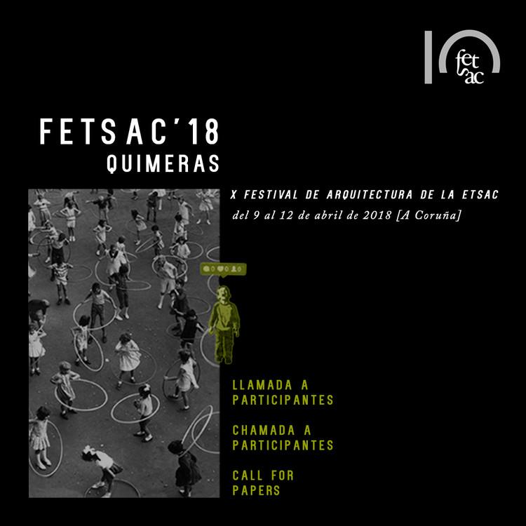 FETSAC '18 abre su convocatoria de ideas, Cartel de publicación del 'Call for papers 2018'