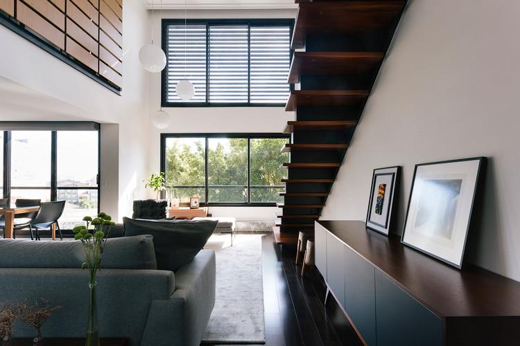 America Apartment / 0E1 Arquitetos, © Gabriel Carpes
