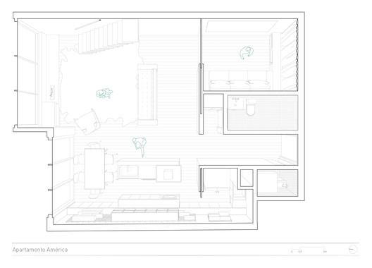 Floor Plan Perspective