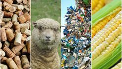 8 Common Materials You May Not Have Realized Are Sustainable