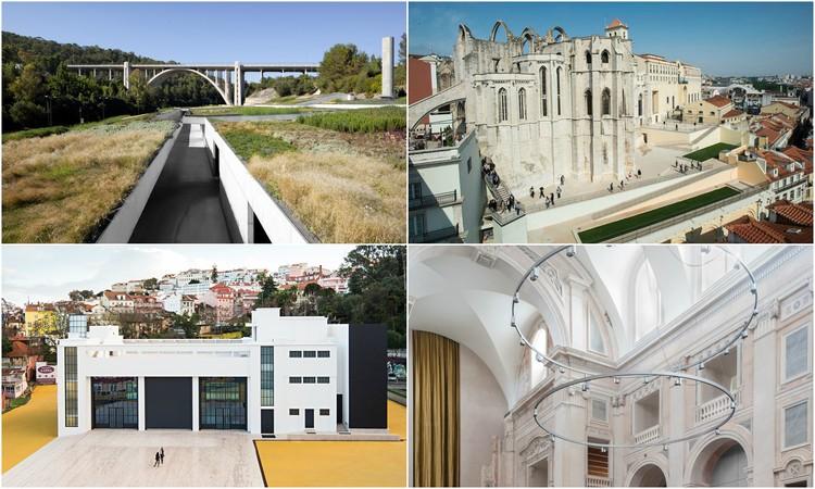Trienal de Lisboa anuncia vencedores do Prêmio Valmor e Municipal de Arquitetura 2013-2016