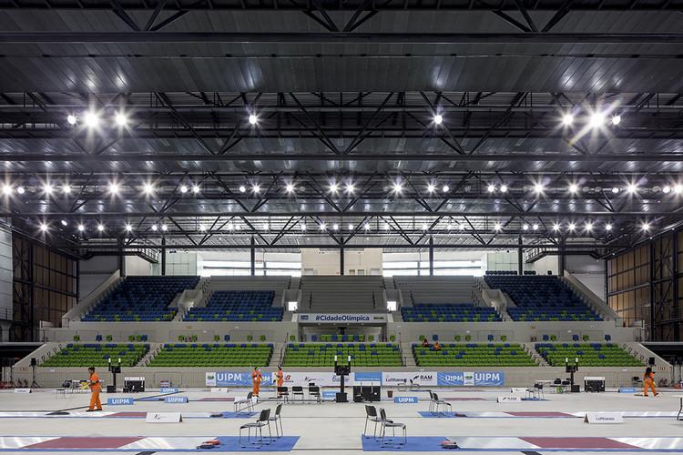 Vigliecca & Associados vence o IAKS AWARDS 2017, maior premiação de arquitetura esportiva do mundo, Arena da Juventude / Vigliecca & Associados. Image © Leonardo Finotti