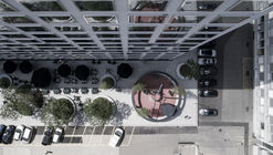 Un elegante registro audiovisual del Edificio Deaconry Bethanien por Pablo Casals-Aguirre