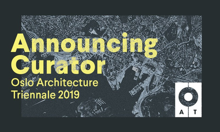Winning Team Selected to Curate 2019 Oslo Architecture Triennale , Courtesy of Oslo Architecture Triennale