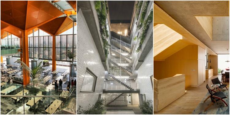 Estos son los 3 despachos mexicanos finalistas del Premio Internacional RIBA 2018