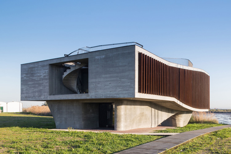 Observatorio / Machado Costa, © Vasco Neves Architectural Photography