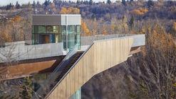 El primer funicular de Canadá se abre en el centro de Edmonton