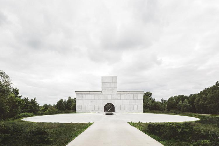 Monastério para a produção de mostarda e conservas / Dhooge & Meganck Architecture, © Frederik Vercruysse