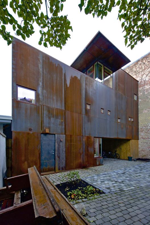 Rust House / Jarmund / Vigsnæs Architects, © Nils Petter Dale