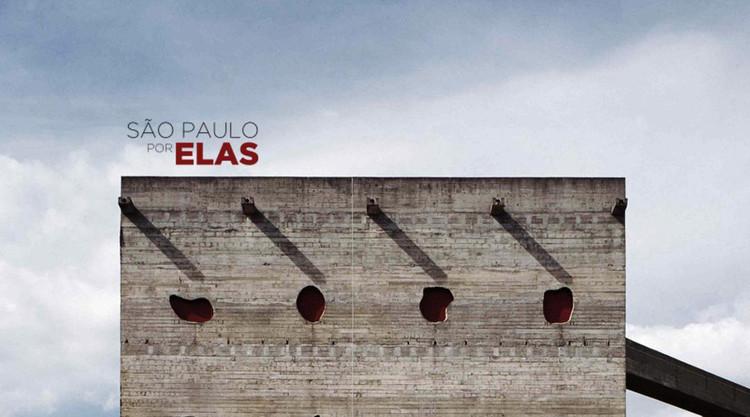 """Projeto """"São Paulo por Elas"""" busca dar visibilidade ao trabalho das arquitetas brasileiras, via São Paulo por Elas"""