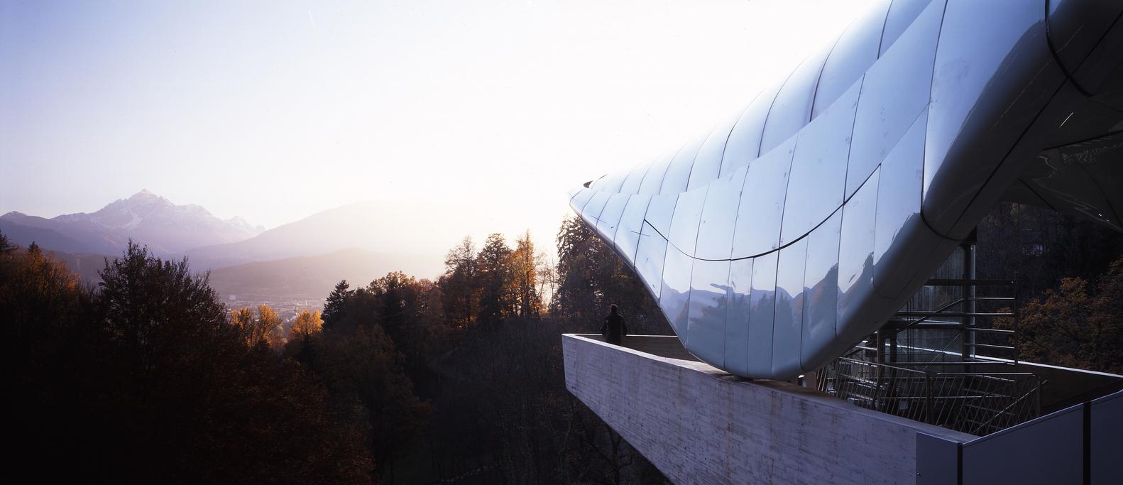 Zaha Hadid Architects' Hungerburgbahn Celebrates its 10 Year Anniversary,Courtesy of Zaha Hadid Architects