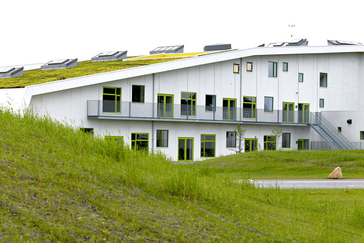 Tjørring School / FRIIS & MOLTKE Architects, Courtesy of FRIIS & MOLTKE Architects