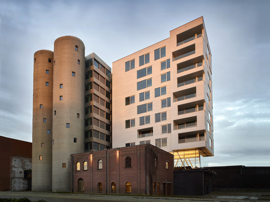 ?Kanaal? in Wijnegem / Stéphane Beel Architects