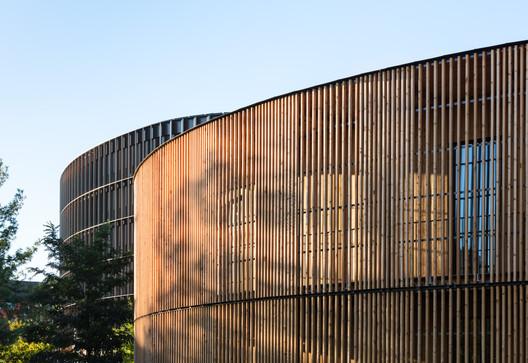 Courtesy of ingenhoven architects
