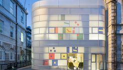 Maggie's Centre Barts / Steven Holl Architects