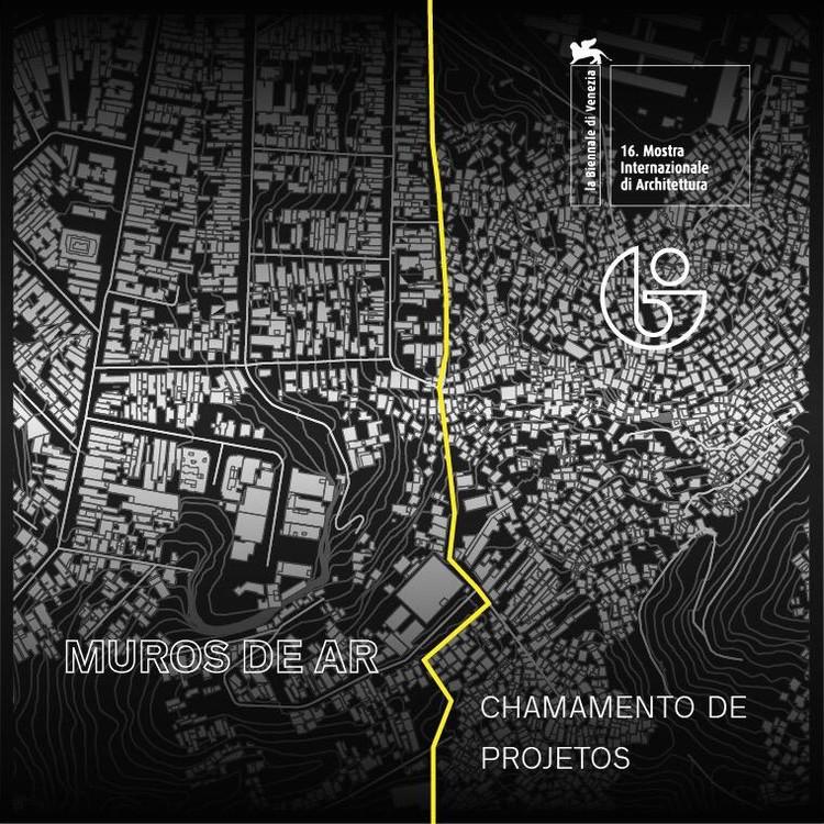 Participe! Chamamento Público de Projetos - Pavilhão Brasileiro na Bienal de Veneza 2018