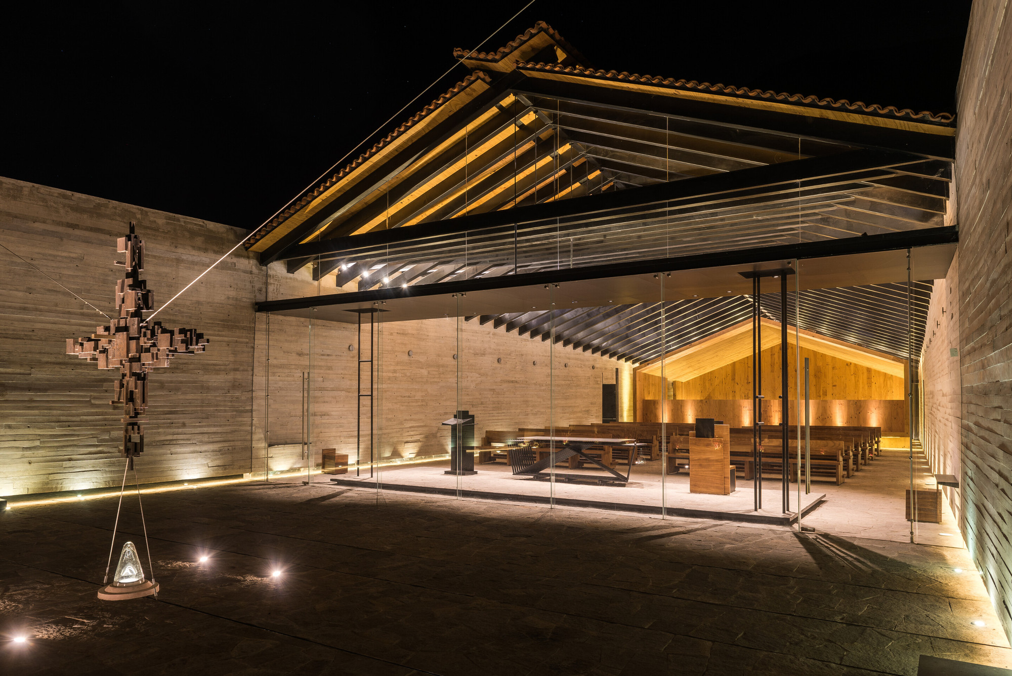 Gallery Of Faith & Form's 2017 Religious Architecture