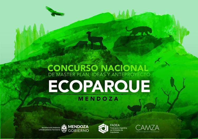 Ecoparque Mendoza: Concurso Nacional de Master Plan, Ideas y Anteproyecto en Argentina, Cortesía de CAMZA
