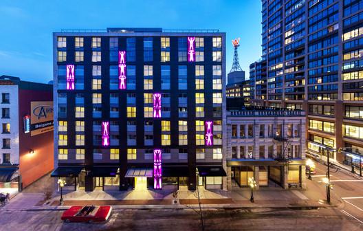 60 West Cordova. Image Courtesy of Henriquez Partners Architects
