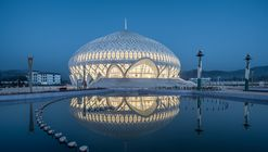 Linxia Grand Theater / DUTS design