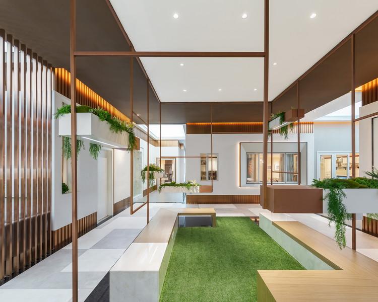 Showroom Oppein / P A L Design Group, © Dick Liu