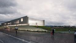 Conoce el diseño ganador de nuevo centro deportivo y cultural en el parque Fontanar del Río en Bogotá
