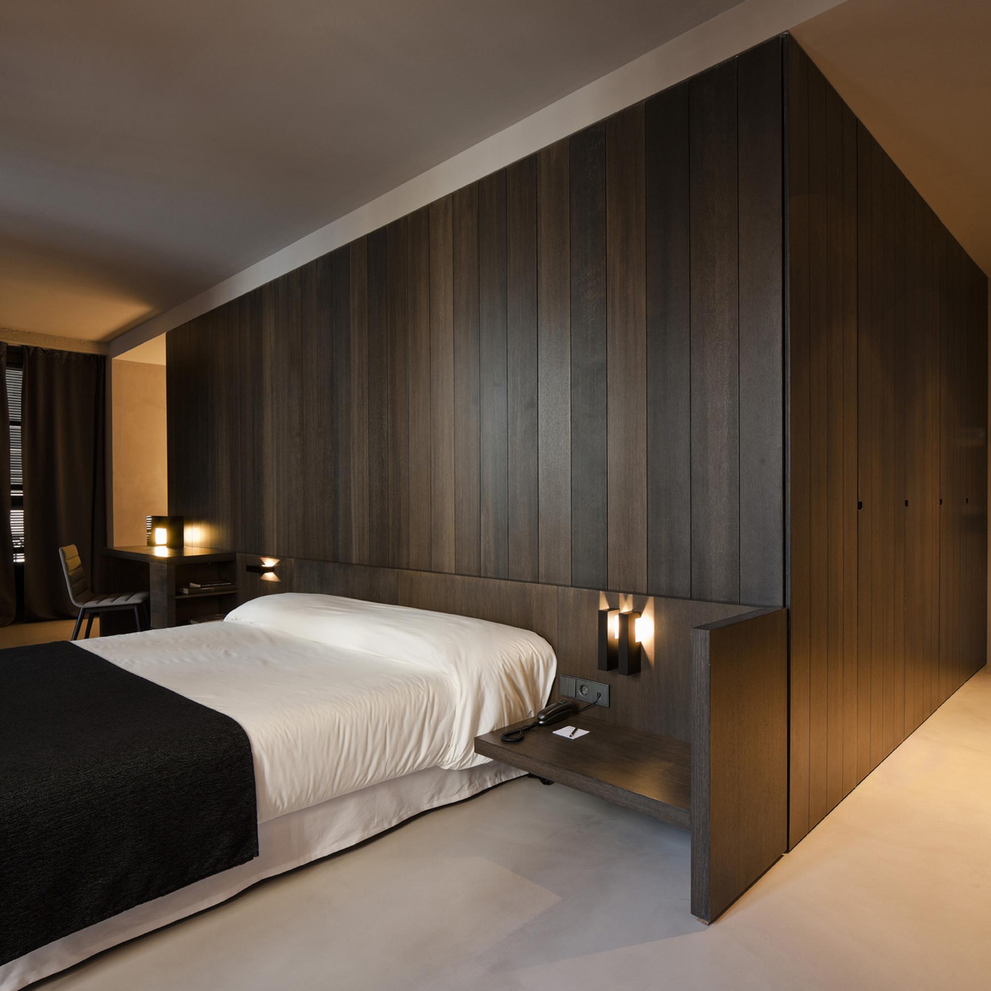 Simple Masculine Bedroom: Gallery Of Caro Hotel / Francesc Rifé Studio