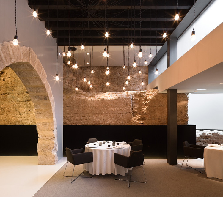 Hotel Caro / Francesc Rifé Studio, © Fernando Alda