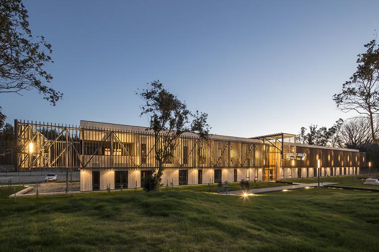 CFT ARAUCO DUOCUC / GDN Architects, © Aryeh Kornfeld