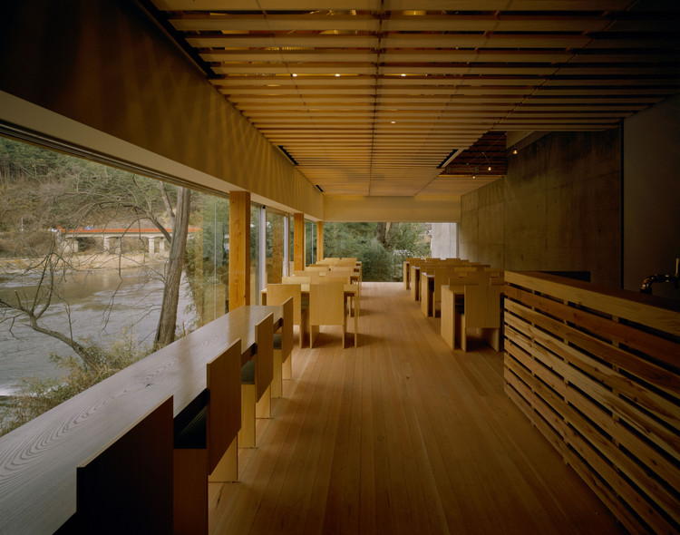 Kengo Kuma Explains How His Architectural Style was Formed by Financial Crisis, © Mitsumasa Fujitsuka
